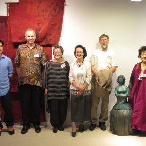 """Cross-Cultural Visions"" Art Exhibition"