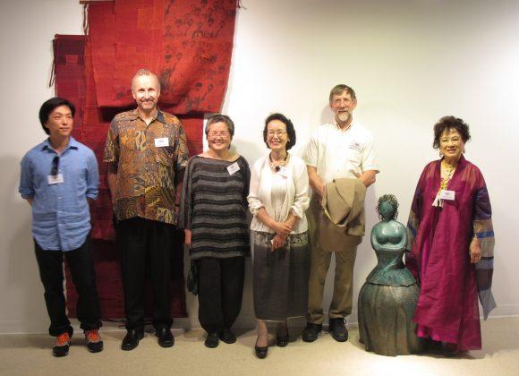 한국 풀브라이트 프로그램 60주년 기념 예술가 순회전시회