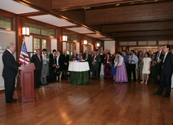 한국 풀브라이트 프로그램 60주년 기념 행사 및 심포지엄 개최