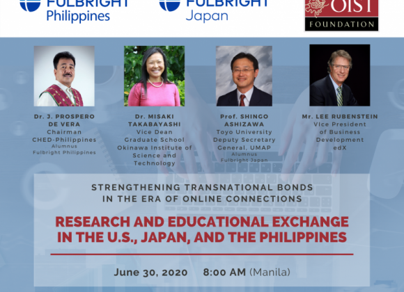 Int'l Research & Educational Exchange Webinar